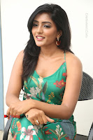 Actress Eesha Latest Pos in Green Floral Jumpsuit at Darshakudu Movie Teaser Launch .COM 0202.JPG