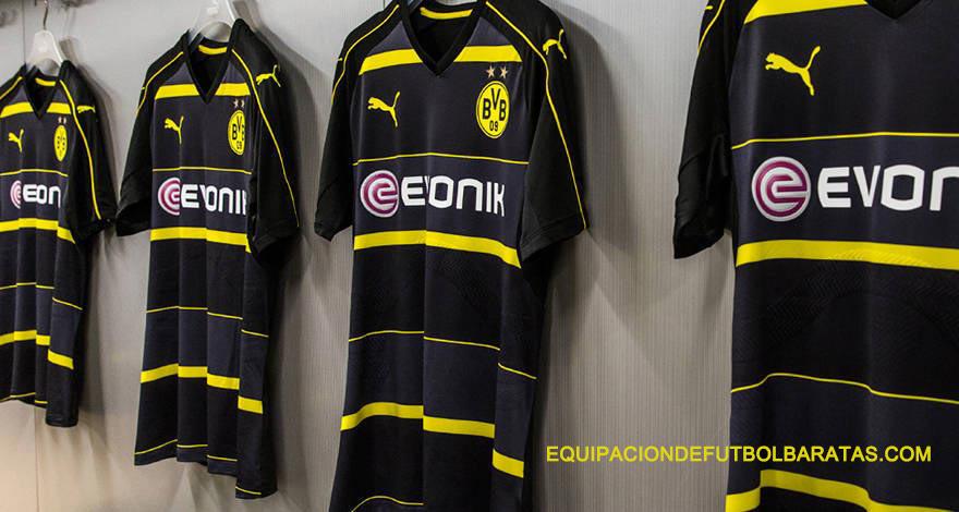 comprar camiseta Borussia Dortmund nuevo