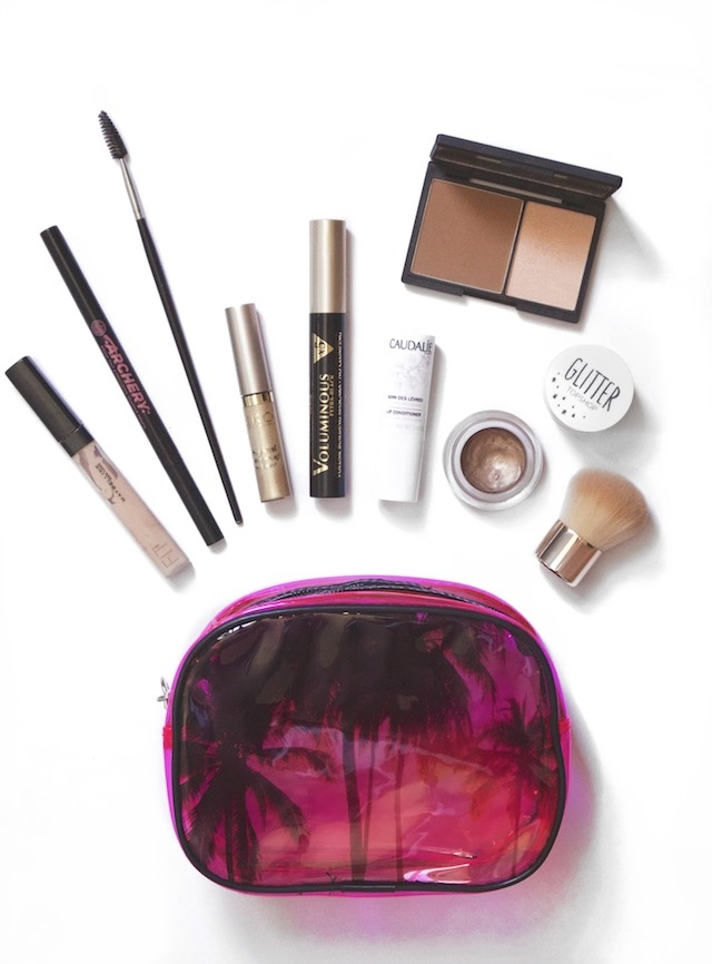 What's In My Festival Makeup Bag