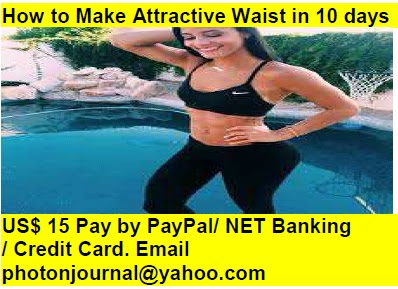 How to Make Attractive Waist in 10 days exercise FITNESS GYM PHYSICAL TRAINING EDUCATION SLIM FAT BALANCE DIET DEITING Obesity HEALTH PHYSIOTHERAPY MASSAGE  tension athlete sportswoman, sportsman, sportsperson;  runner, racer, player, games player, gymnast, team member; competitor sport, game  book