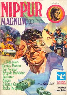 Nippur Magnum Nº1 - Editorial Columba
