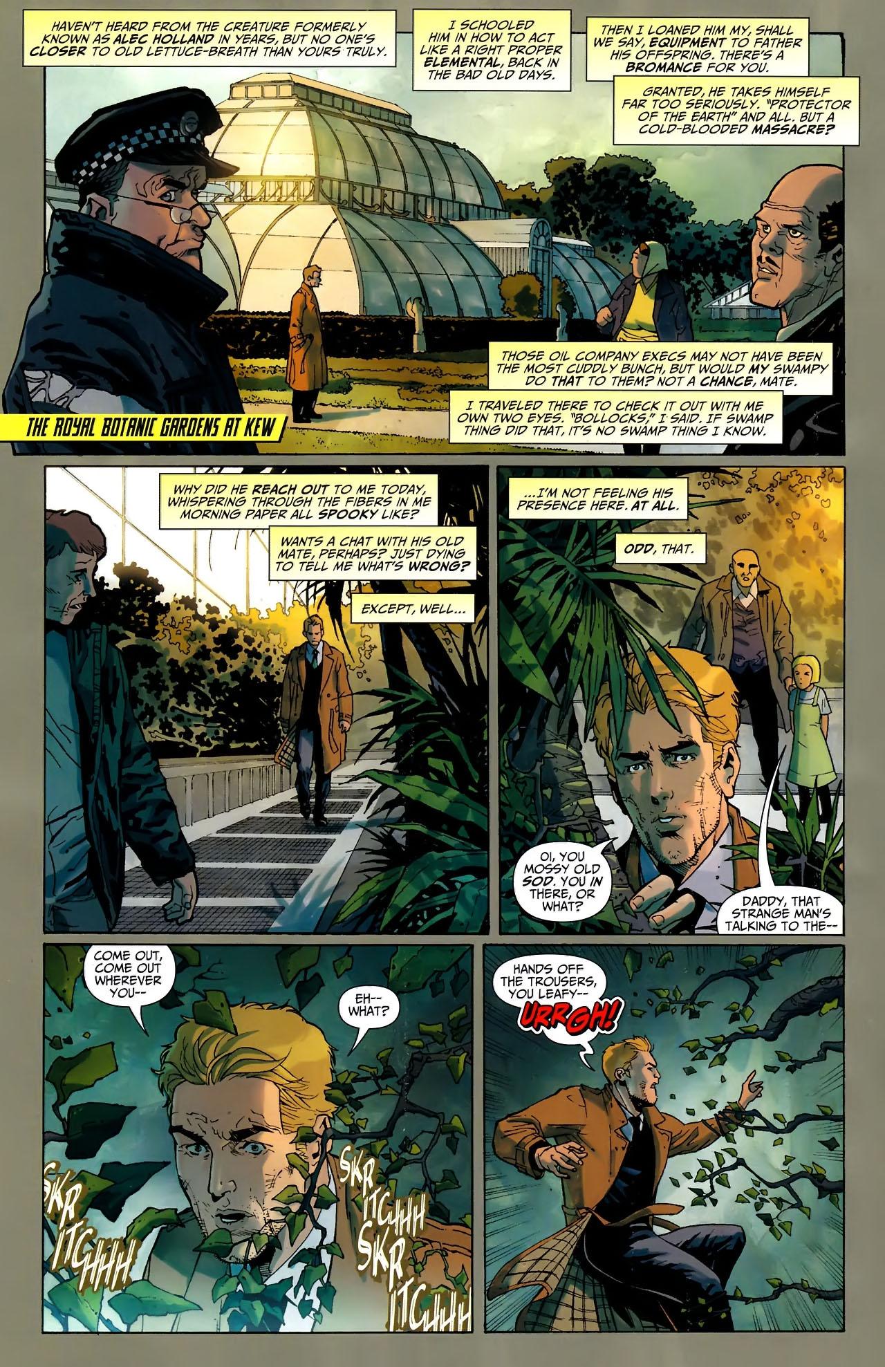 Read online Wonder Woman (2006) comic -  Issue #611 - 26