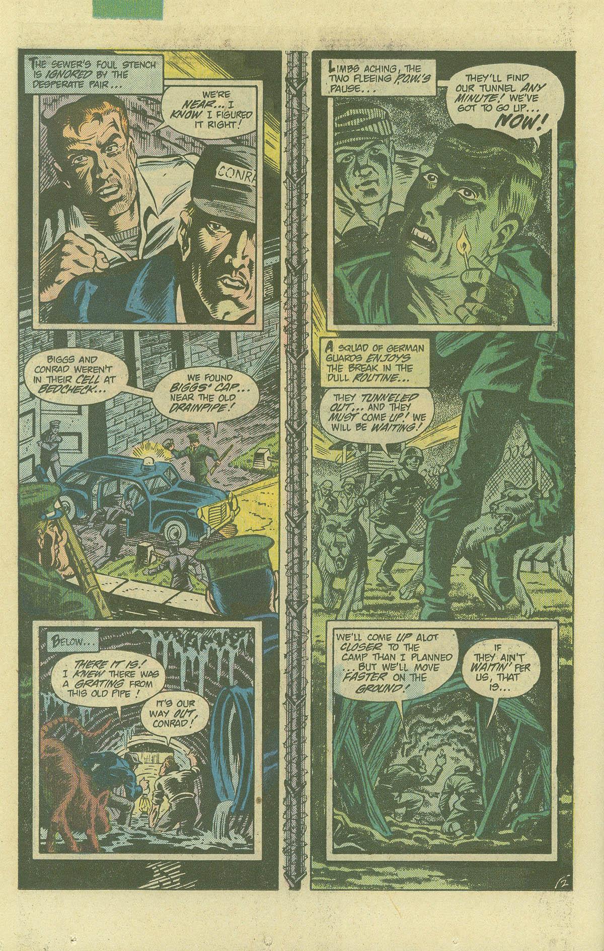 Read online Sgt. Rock comic -  Issue #392 - 17