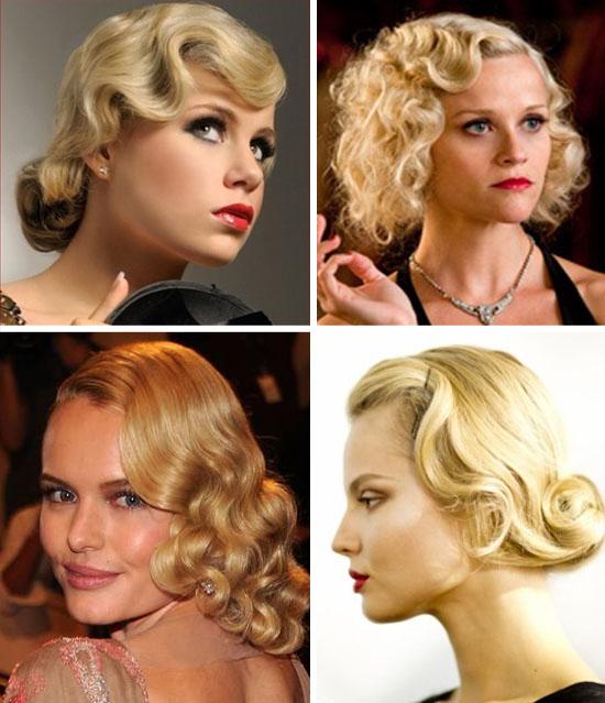 Image result for capelli anni 30