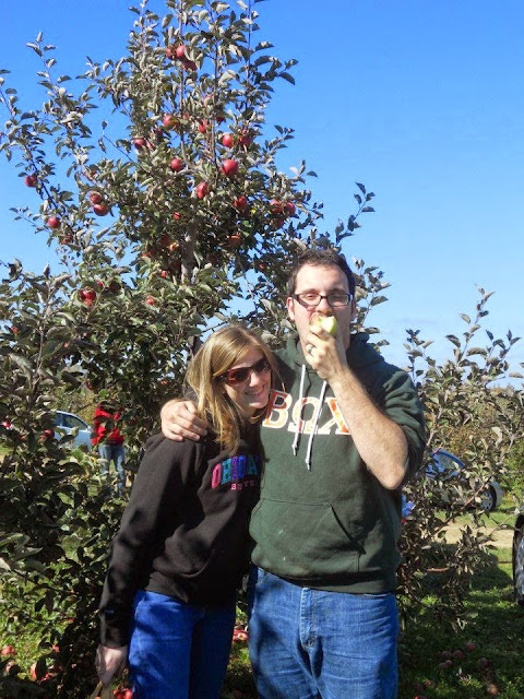 Enduring All Things | Apple Picking in the Fall