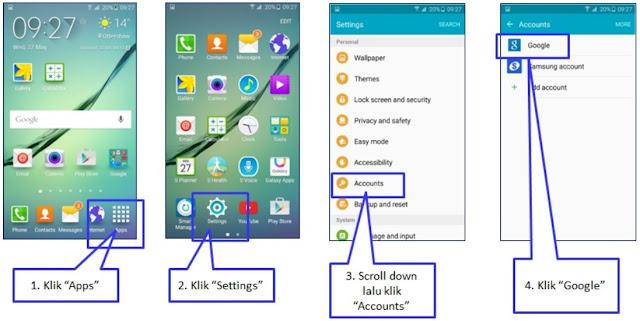 Cara megatasi android yang minta akun google pertama, ketika di riset atau di format ulang