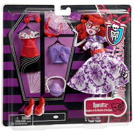 Monster High Operetta G1 Fashion Packs Doll