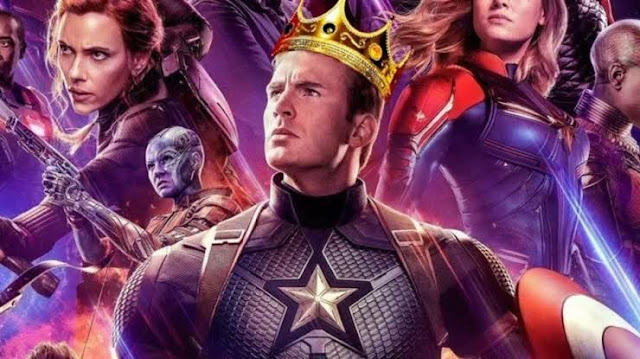 Avengers: Endgame Passes Captain Marvel to Become Highest-Grossing Movie of 2019 So Far