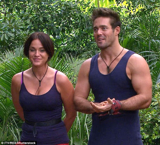 Vicky Pattinson & Spencer Matthews Dinner Date: 'He's Very Charming'           |            The Beauty Dial