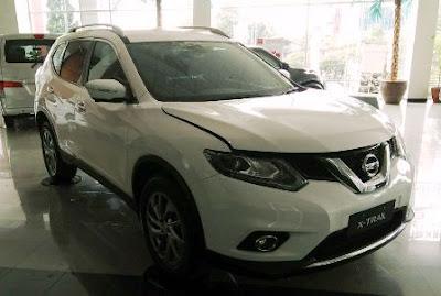 Promo Nissan Xtrail Akhir Tahun 2017