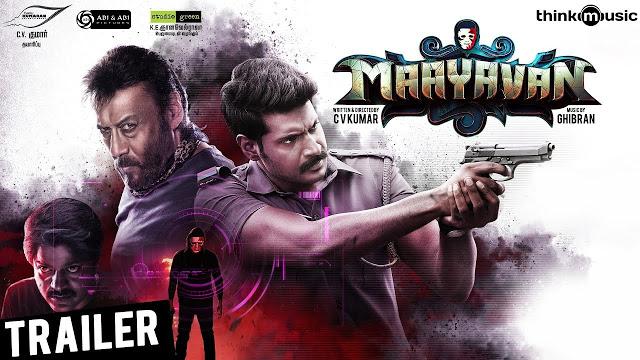 Maayavan Movie Official Trailer