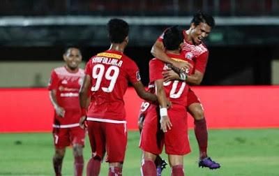 Persija Lolos Ke Semifinal Piala Presiden 2018