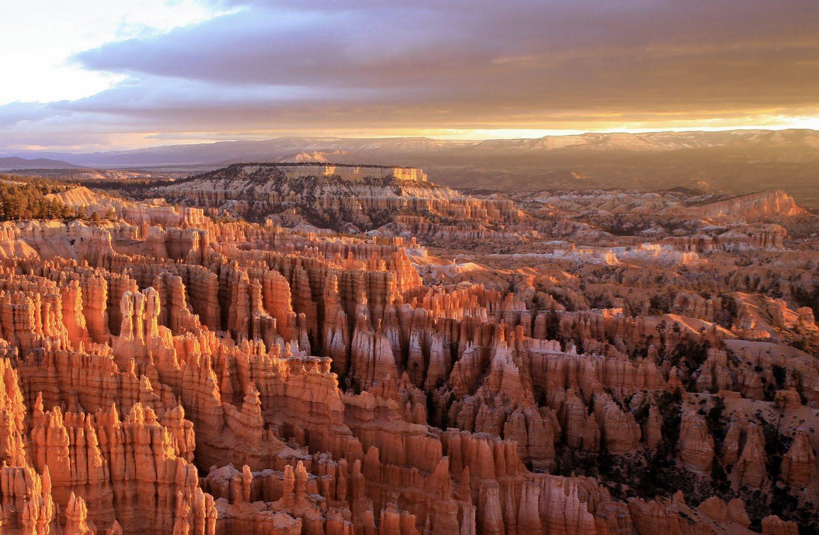 Stunning Bryce Canyon Panorama
