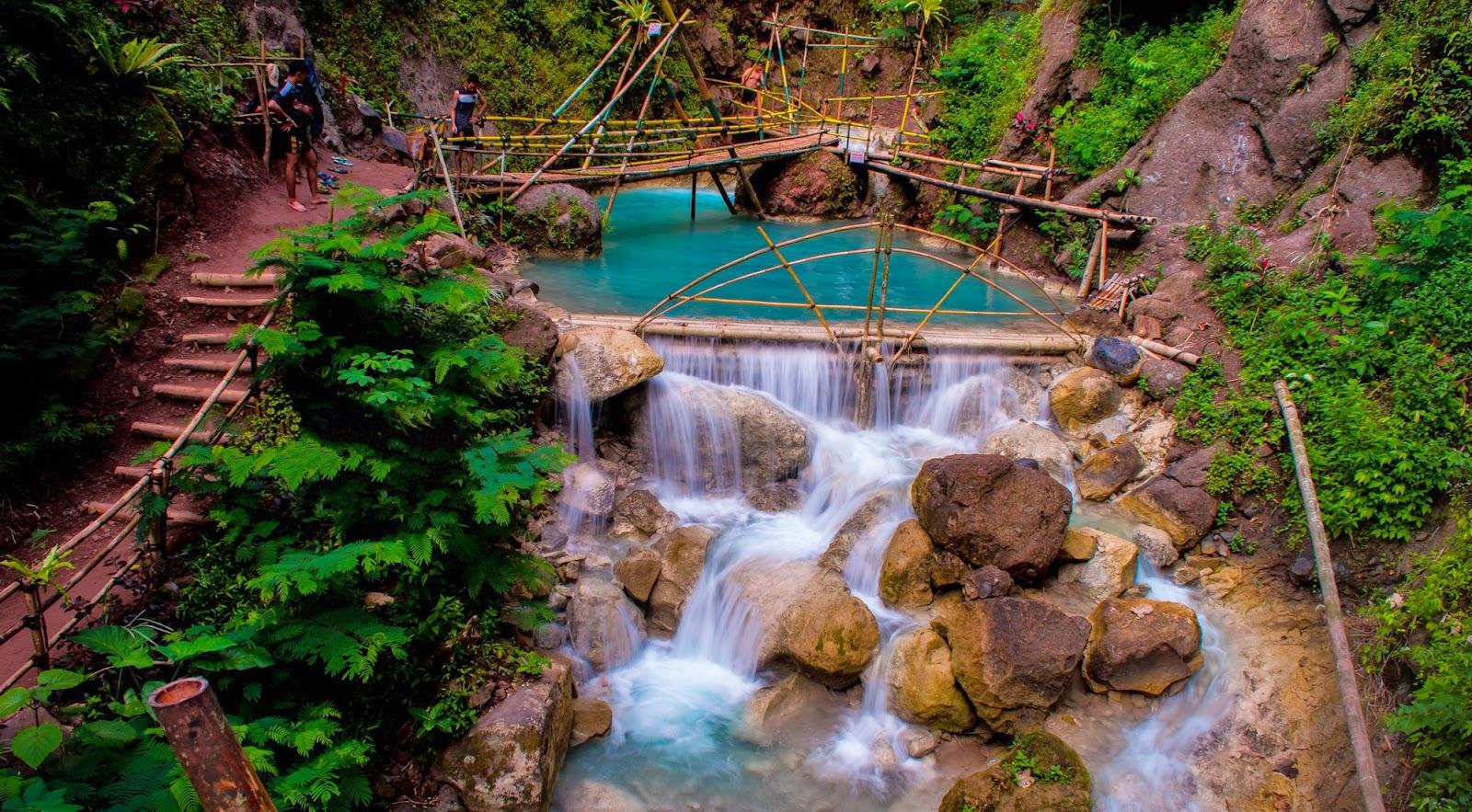 Wisata ke Air Terjun Kedung Pedut Yang Cantik di Kulon Progo