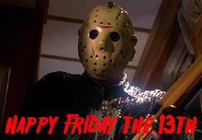 Hayes Hudsons House Of Horror Happy Friday The 13th