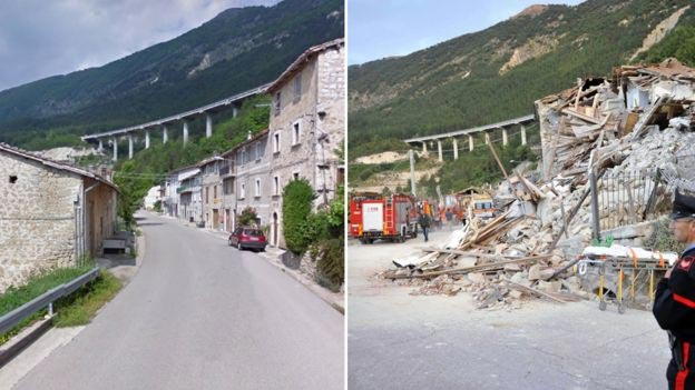 Earthquake in central Italy buries dozens, at least 38 dead