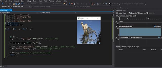 Opencv 3.0.0 Visual Studio 2015