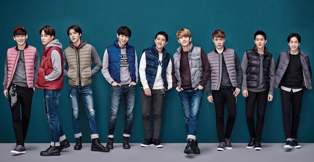 Lirik Lagu Sing For You ~ EXO