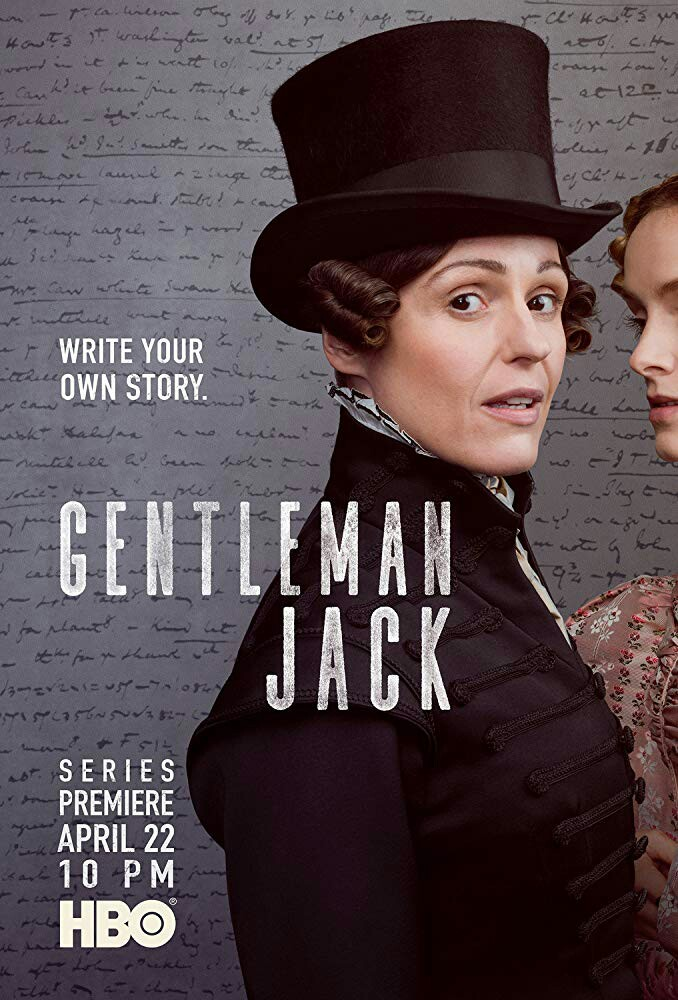 Jentleman jack movie