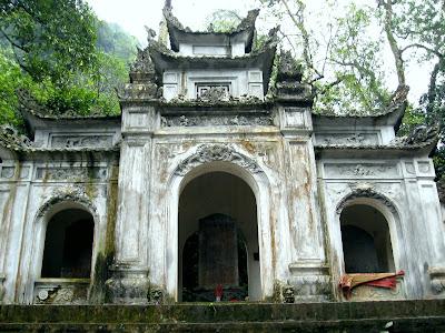 Sanctuaire Den Trinh, Pagode des Parfums, Vietnam