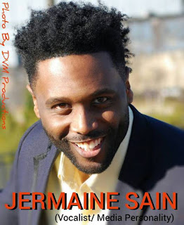Media Personality- Jermaine Sain- Atlanta