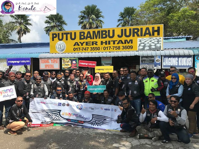 EAT. TRAVEL.RIDE KINGZ MG ANNUAL RIDE 2017 [PART 6 - EXPLORE JOHOR], PUTU BAMBU JURIAH, RESTORAN KARI KAMBING 40 HARI, HYPE MOTORSPORT HOTEL,