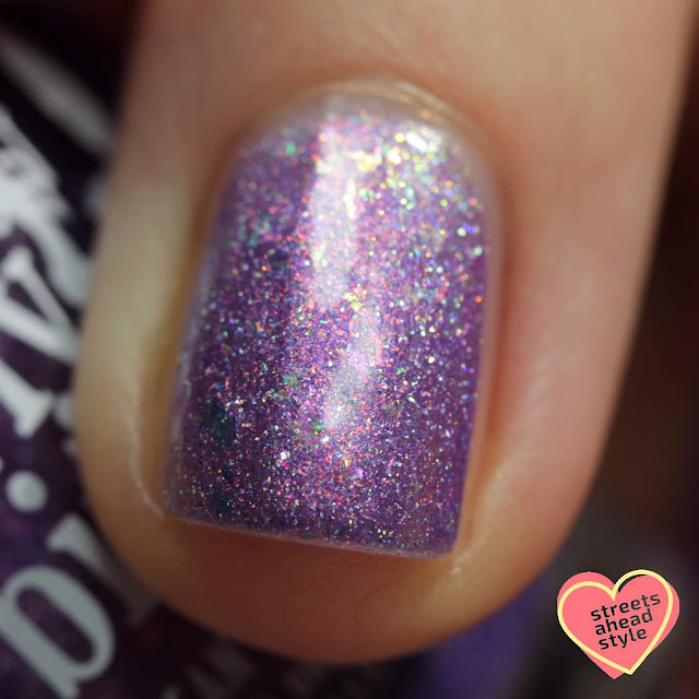 Girly Bits Crocus Pocus swatch by Streets Ahead Style