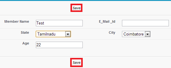 Infallible Techie: Confirm button in Visualforce page in