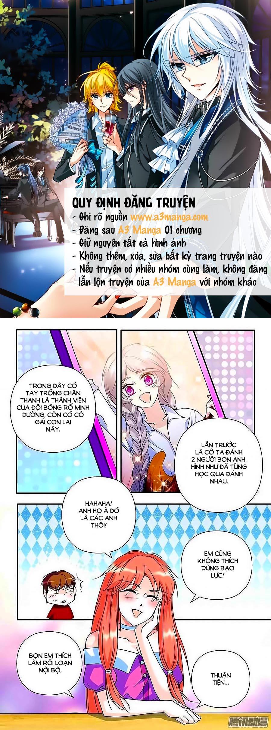 Thanh Ninh Chi Hạ – Chap 72