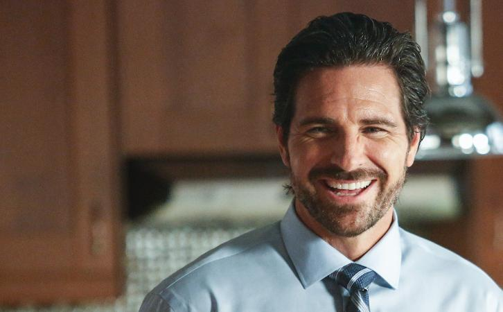 One Day at a Time - Season 2 - Ed Quinn to Recur