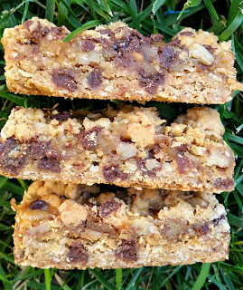7 layer Cookie Dough Bars