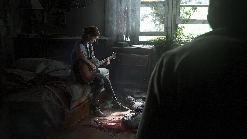 "Director OF ""The Last of Us Part II"" Teases ""Complicated and Heart Wrenching Scene"""
