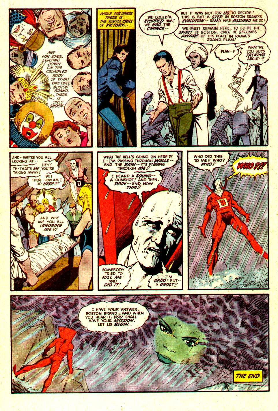 Read online Secret Origins (1986) comic -  Issue #15 - 20