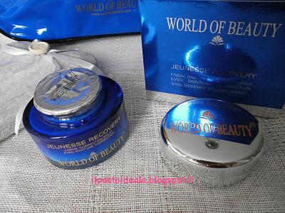 World of Beauty Jeunesse Recovery Cream
