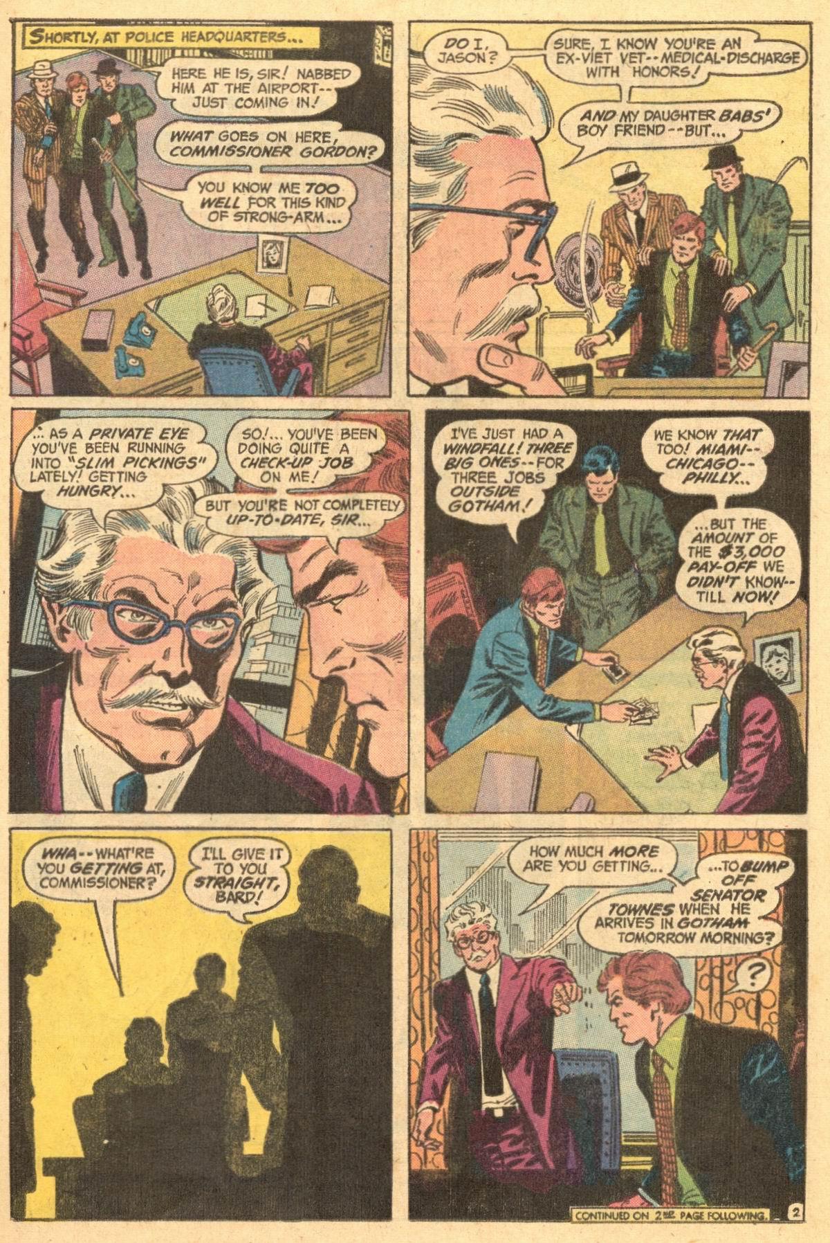 Detective Comics (1937) 433 Page 23