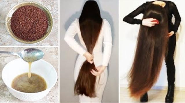 ضعيها لشعرك و الفراغات بالليل ولن تصدقي النتيجة شعر طويل وكثيف كشعر الهنديات بمكون واحد فقط... ;)  الوصفة صالحة لنساء والرجال