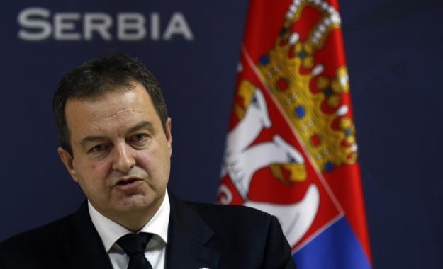 Η Σερβία δεν έστειλε συγχαρητήρια για τη συμφωνία των Πρεσπών