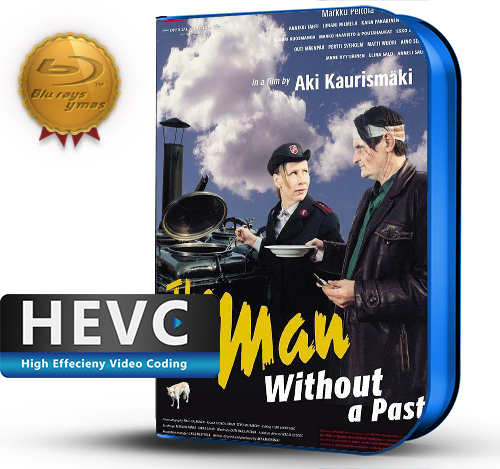 The Man Without a Past (2002) 1080P HEVC-8Bits BDRip Sueco(Subt.Esp)(Drama, Comedia)