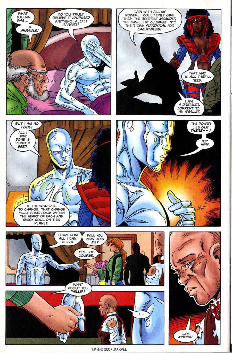 Read online Silver Surfer (1987) comic -  Issue #133 - 30