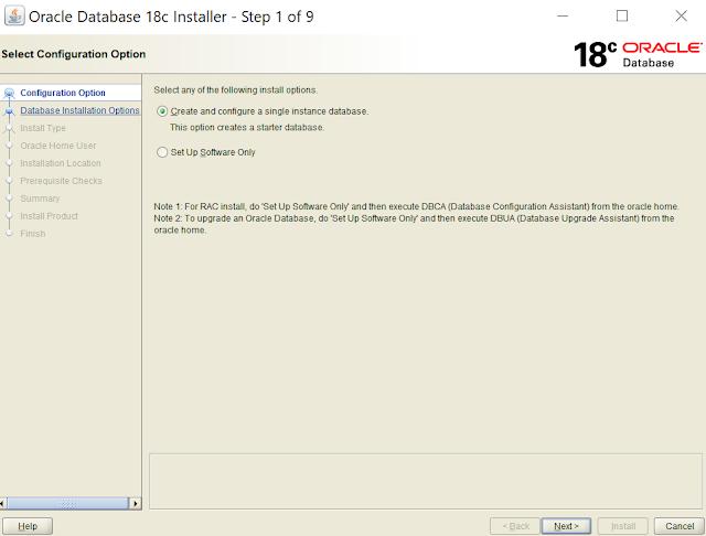 4. Configuring Option