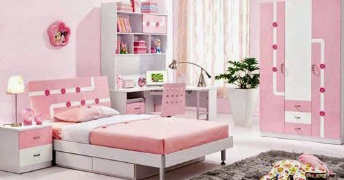 Gambar Desain Kamar Anak Perempuan yang Cantik | Desain ...