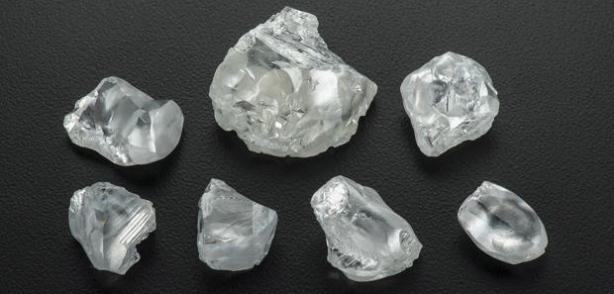 Diamantes y polimorfismo de carbono