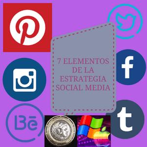 7 Principios estratégicos de social media
