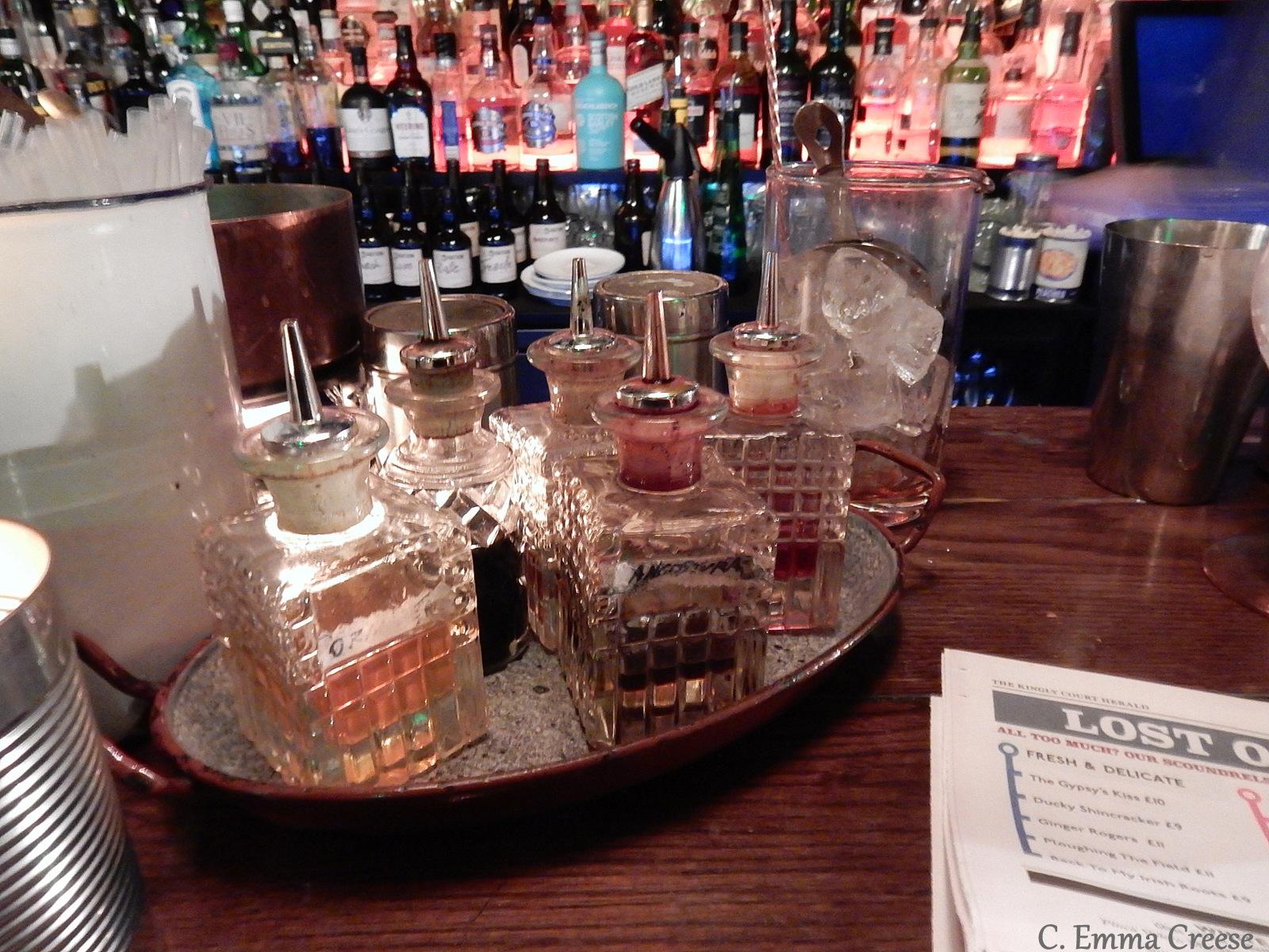 Cahoots Cocktail Bar Adventures of a London Kiwi