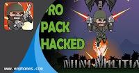 Download Mini militia mod apk with unlimited ammo and nitro
