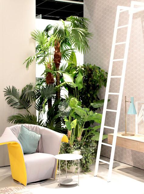 Trend Grünpflanzen
