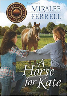 Review - A Horse for Kate by Miralee Ferrell