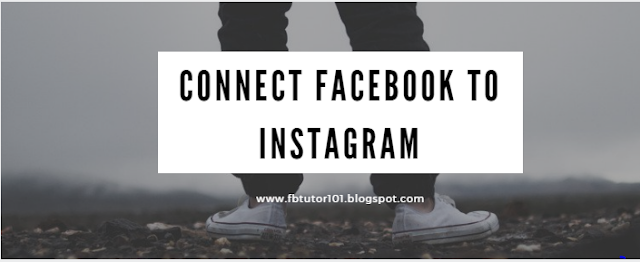 Connect Facebook to Instagram