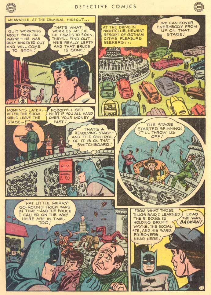 Detective Comics (1937) 159 Page 12