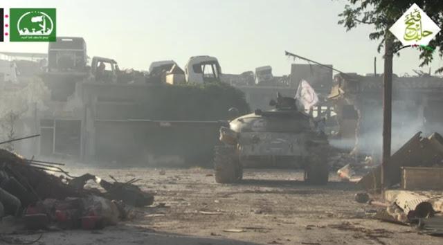 Video: Pertempuran Terbaru Pejuang Suriah di Selatan Aleppo, 31 Juli 2016